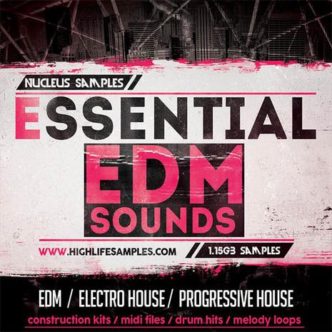 Essential EDM Sounds