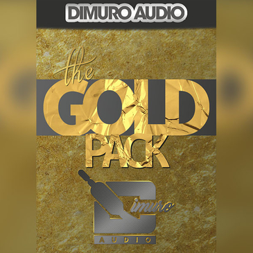 The Gold Pack: Drum Kit