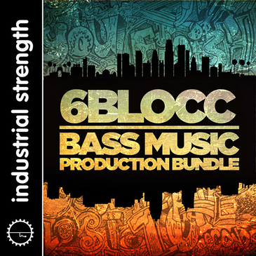 6Blocc: Bass Music Production Bundle