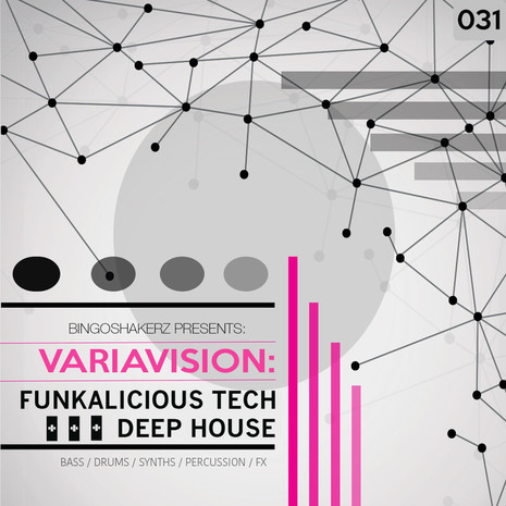 Variavision: Funkalicious Tech & Deep House