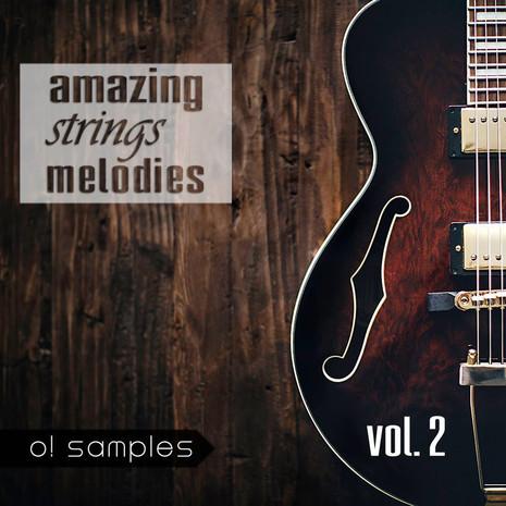 Amazing Strings Melodies Vol 2