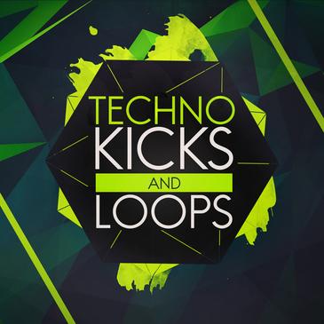 Techno Kicks And Loops