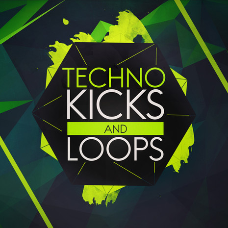 Techno Kicks And Loops