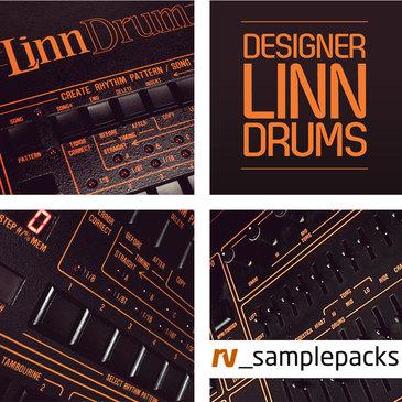 Designer Linn Drums