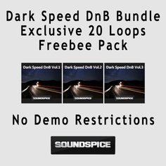 Dark Speed DnB: Exclusive Free Loops