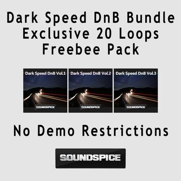 Dark Speed DnB: Exclusive Free Loops