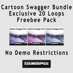 Cartoon Swagger: Exclusive Free Loops