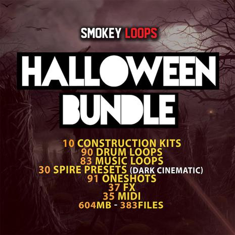 Smokey Loops: Halloween Bundle