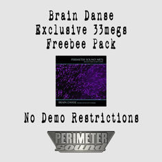Brain Danse: Exclusive Freebee Pack