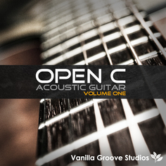 Open C Acoustic Guitar Vol 1