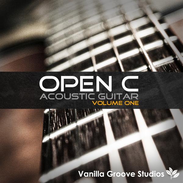 Open C Acoustic Guitar Vol 1