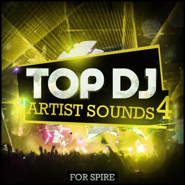 Top DJ Artist Sounds 4 For Spire