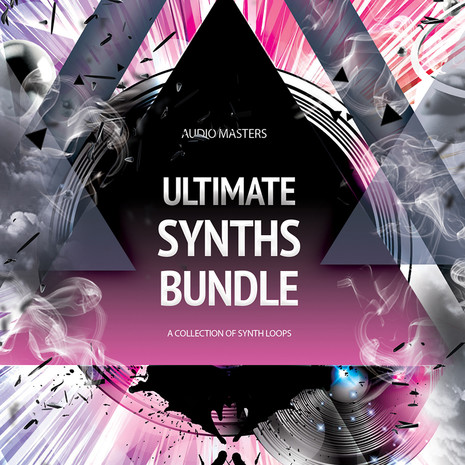 Ultimate Synths Bundle Vol 5: House & Funk