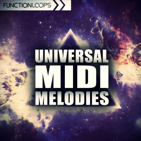 Universal MIDI Melodies