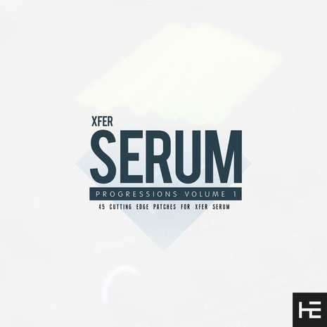 Serum Progressions Vol 1
