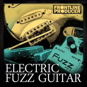 Electric Fuzz Guitar