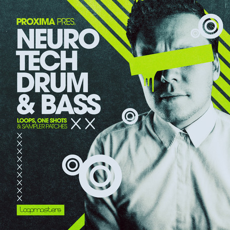 Proxima: Neuro Tech Drum & Bass