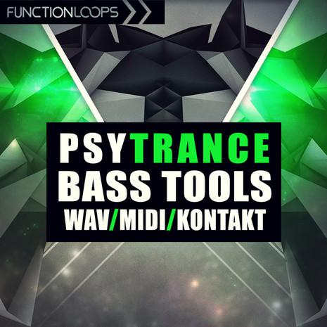 Psytrance Bass Tools