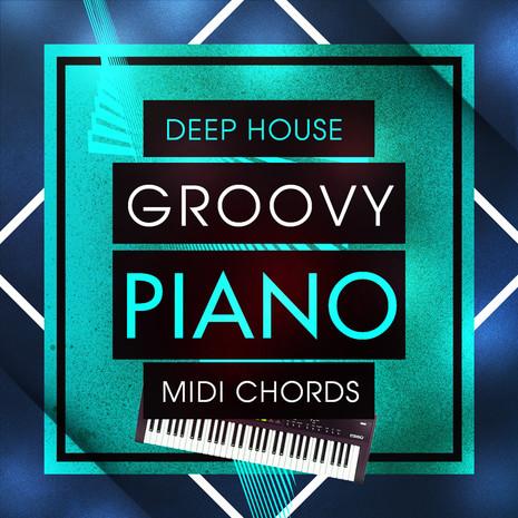 Deep House Groovy Piano MIDI Chords