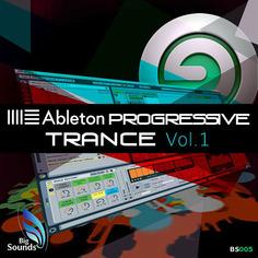 Ableton Progressive Trance Vol 1