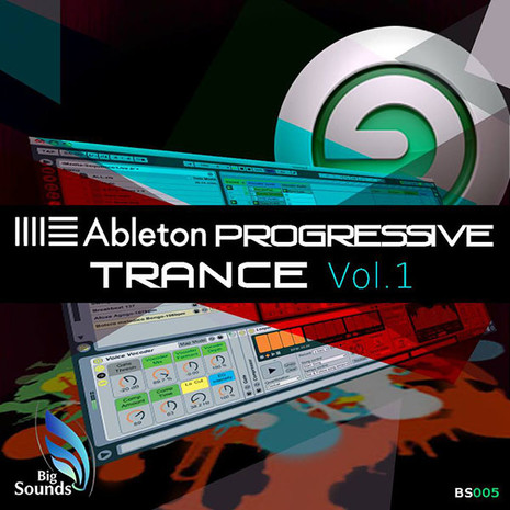 Ableton Progressive Trance Vol 1