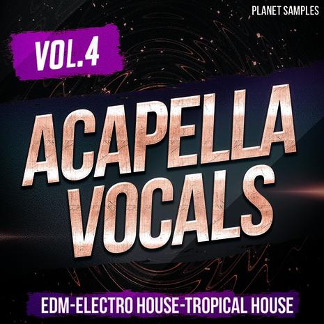 Planet Samples Acapella Vocals Vol 4