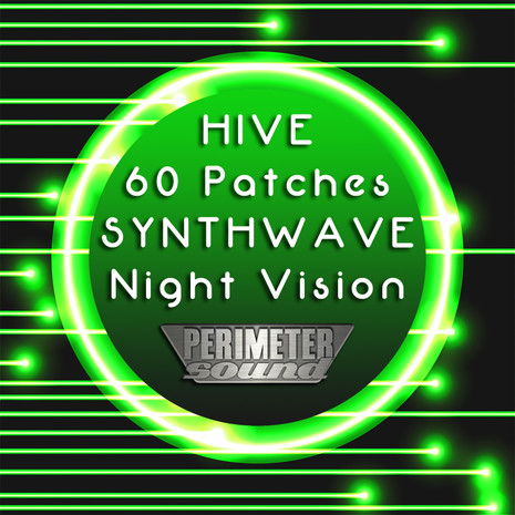 Hive: Synthwave Night Vision