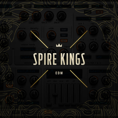 Spire Kings: EDM