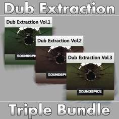 Dub Extraction Triple Bundle