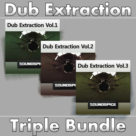 Dub Extraction Triple Bundle