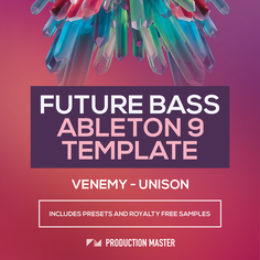 Venemy: Unison Ableton Template