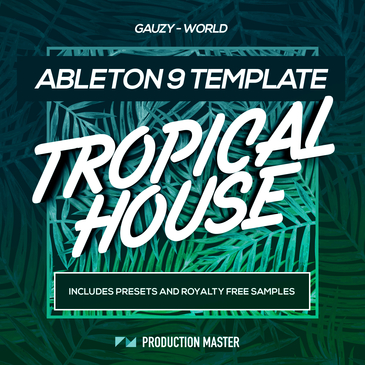 ableton master template