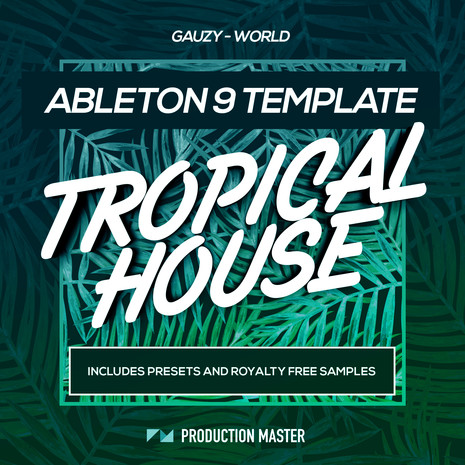 Gauzy: World Ableton Template