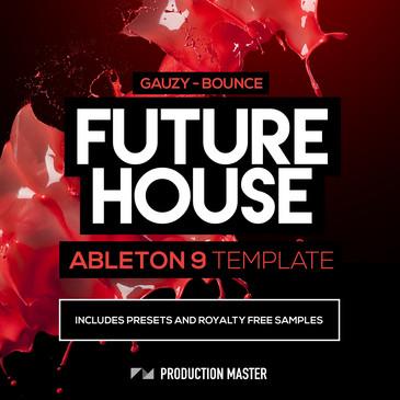Gauzy: Bounce Ableton Template