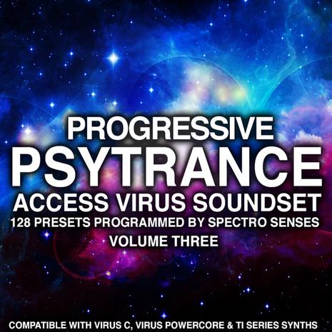 Access Virus Progressive Psytrance Vol 3