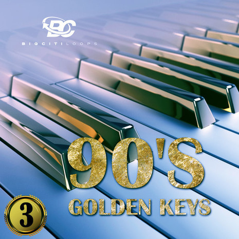 90s Golden RnB Keys 3
