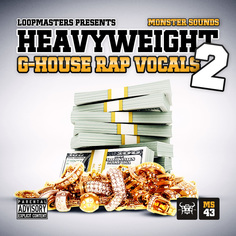 Heavyweight G-House Rap Vocals Vol 2