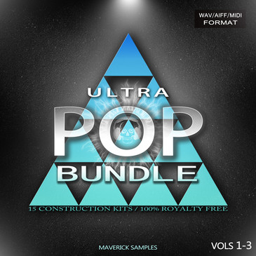 Ultra Pop Bundle (Vols 1-3)