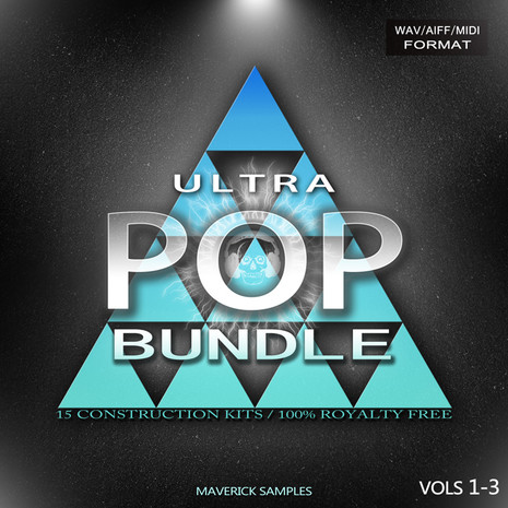Ultra Pop Bundle (Vols 1-3)