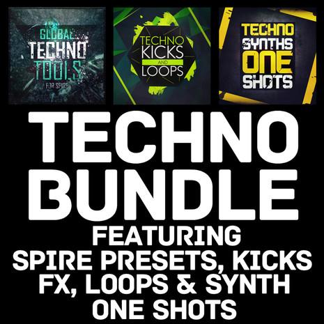 Techno Bundle Vol 1