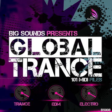 Global Trance MIDI Files
