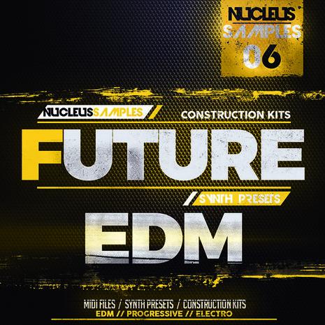 Nucleus Samples: Future EDM