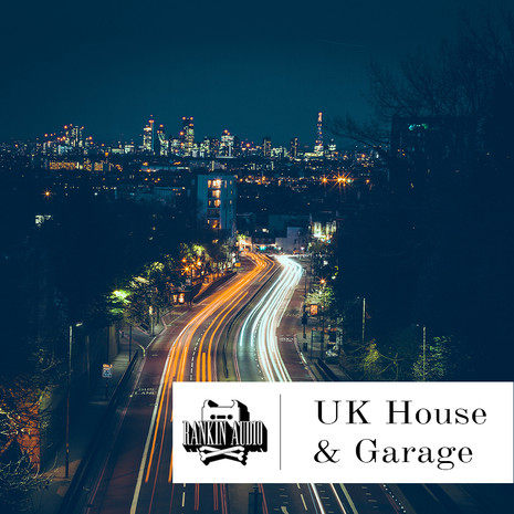 UK House And Garage
