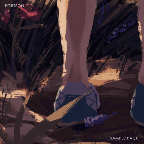 Porteon Downtempo Sample Pack