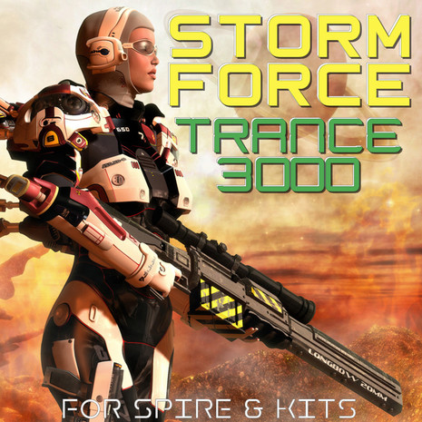 Storm Force Trance 3000 For Spire And Kits
