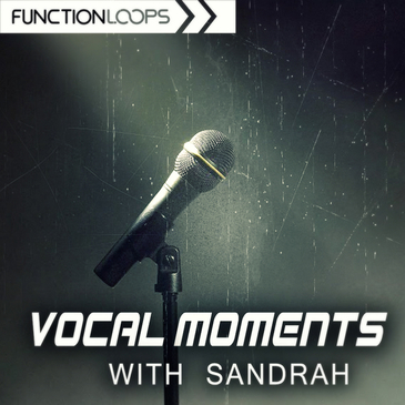 Vocal Moments With Sandrah