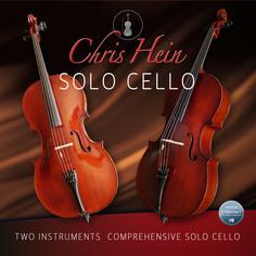 Chris Hein: Solo Cello