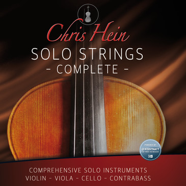 Chris Hein: Solo Strings Complete