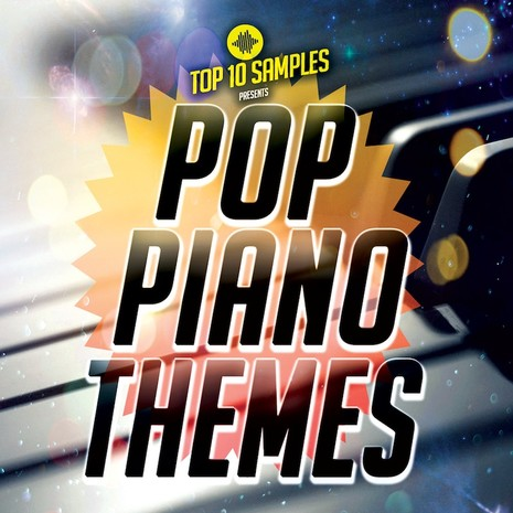 Top 10: Pop Piano Themes