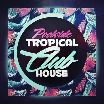 Poolside Tropical Club House